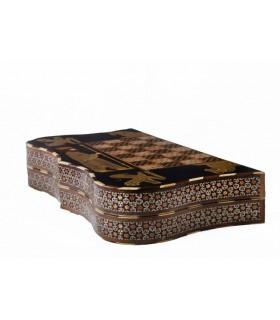 تخته نرد و شطرنج-Backgammon