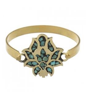 دستبند فیروزه کوبی اثر صاحب طرح شاه عباسی